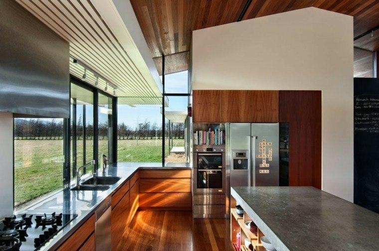 Ideas cocina dise o y un ambiente funcional en casa - En ingerichte keuken americaine ...