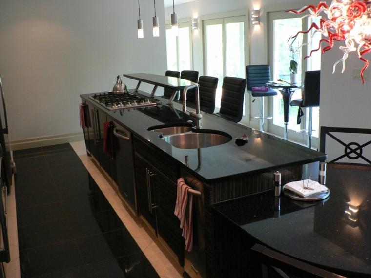 ideas marmol perfecto cocina elegante preciosa