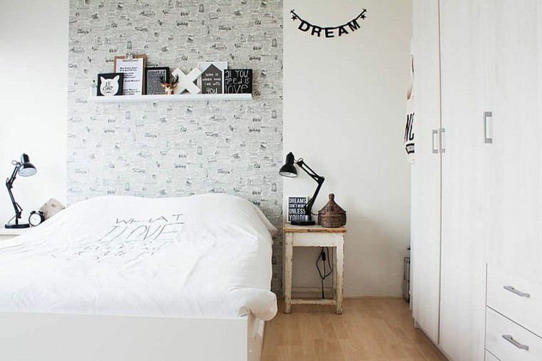 ideas perfectas decoracion dormitorio diseno escandinavo moderno
