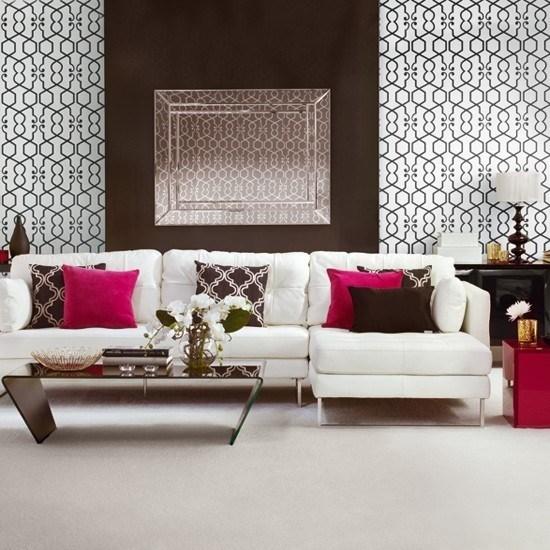 ideas salon diseno moderno original sofa grande bonito