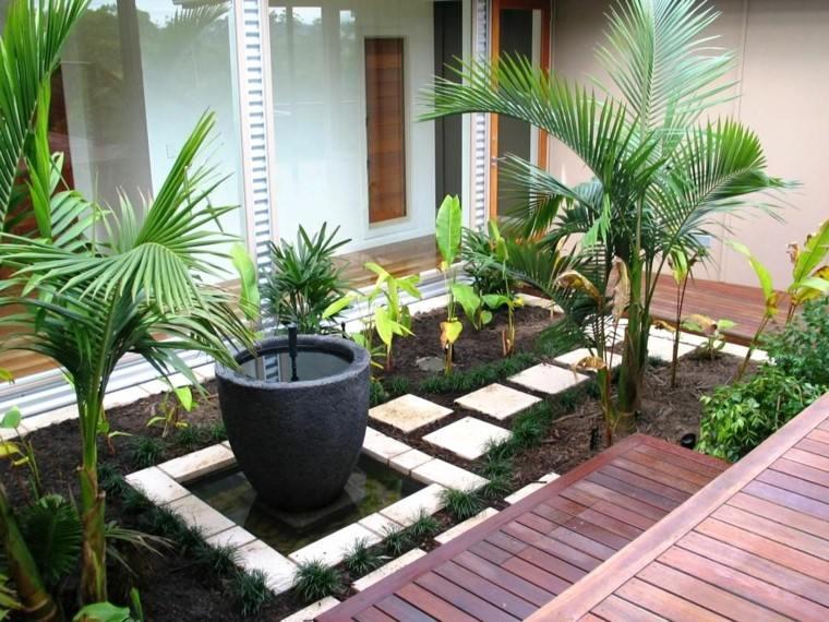 Dise o de jardines jardines verticales chimeneas piscinas for Jardines con estilo