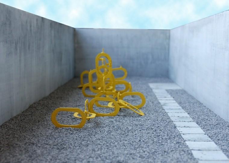 Revestimiento de paredes exteriores 50 ideas for Armado de jardines