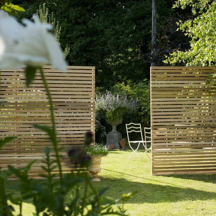 Valla de plastico para jardin top set vallas jardin for Jardin umbrio valle inclan