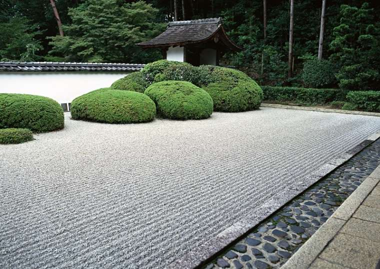 las arenas y gravillas más adecuadas para decorar jardines