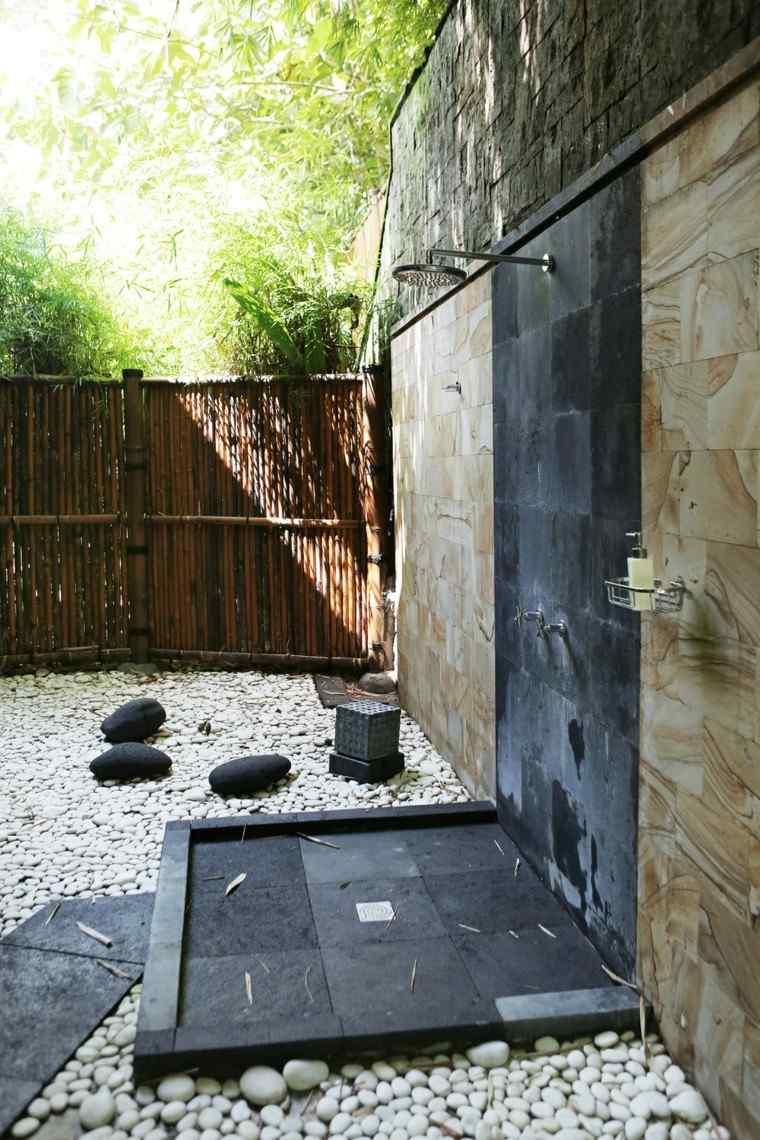 Duchas para el jard n cincuenta ideas fant sticas for Ideas para el jardin reciclando