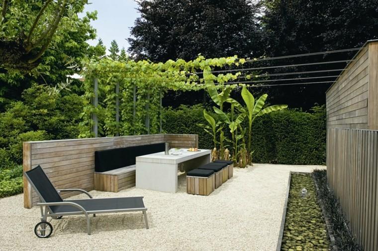 Jardines y terrazas 75 ideas creativas de dise o que inspira - Decoracion jardines y terrazas ...