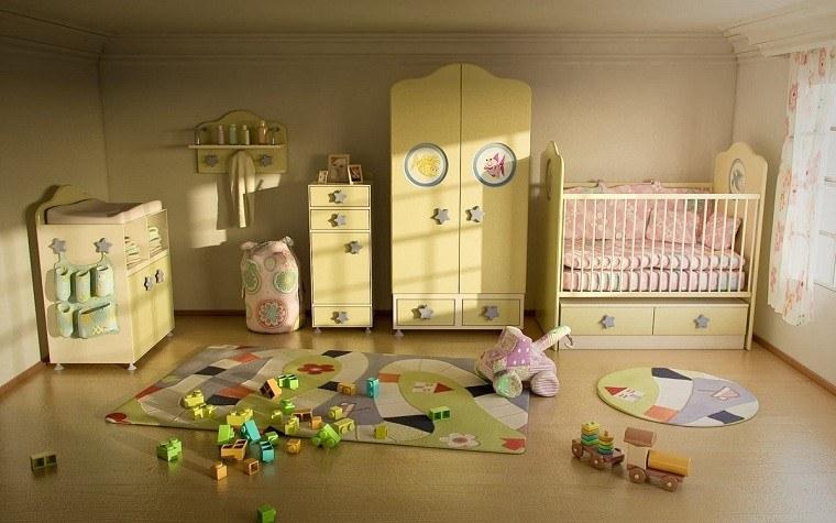 juguetes madera mobiliario gaveteros muebles