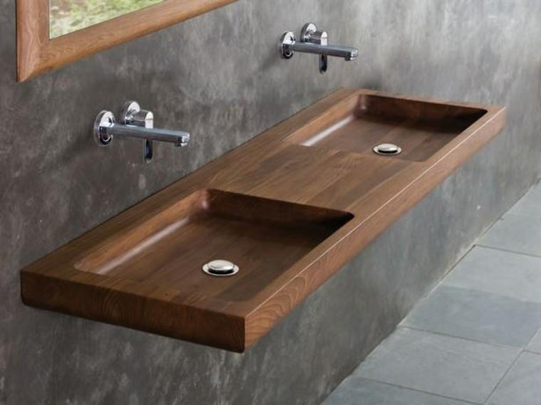 karpenter nina lavabo madera