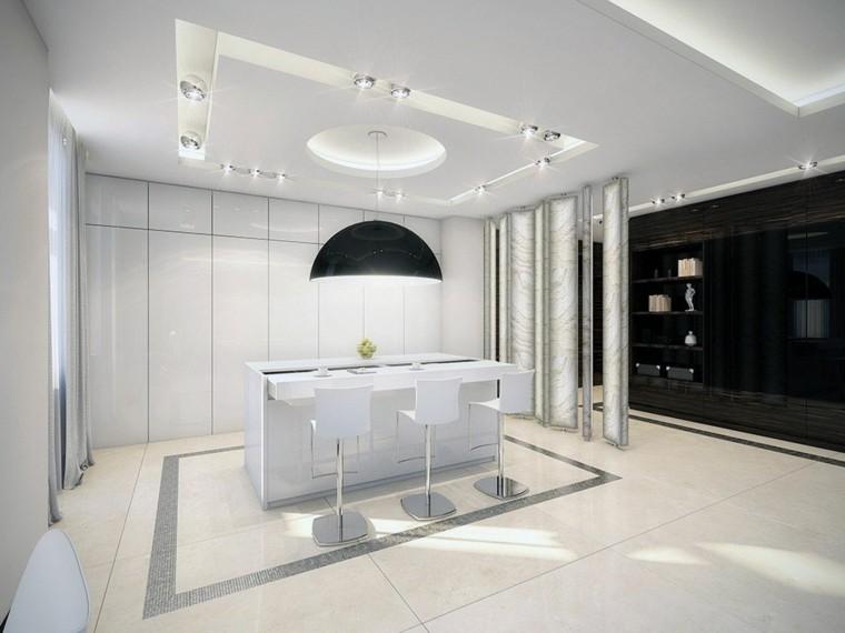 lampara esferica gavetero moderno diseño