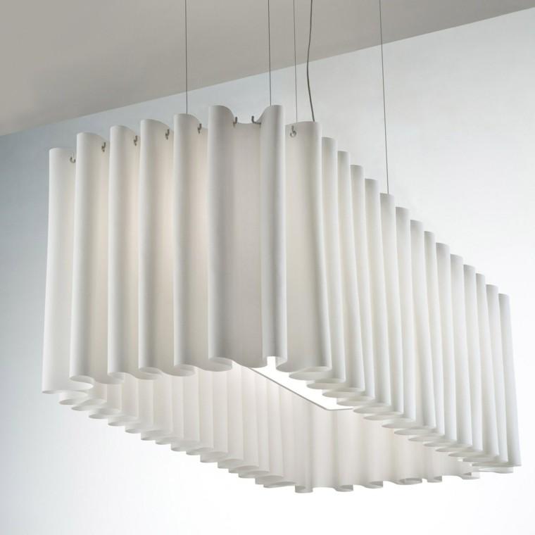 Lámparas de techo ideas modernas para el interior -