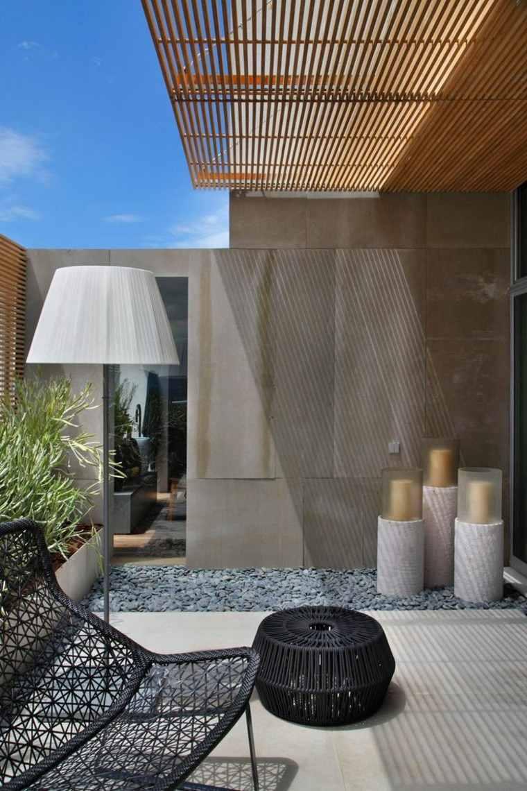 Ideas para terrazas patios o balcones acogedores for Decoracion terrazas modernas