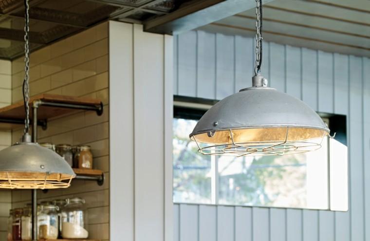 lámparas de techo ideas modernas casa interior bonitas