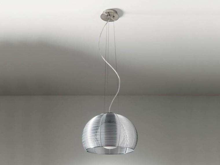 lamparas de techo ideas modernas iluminacion casa bonita