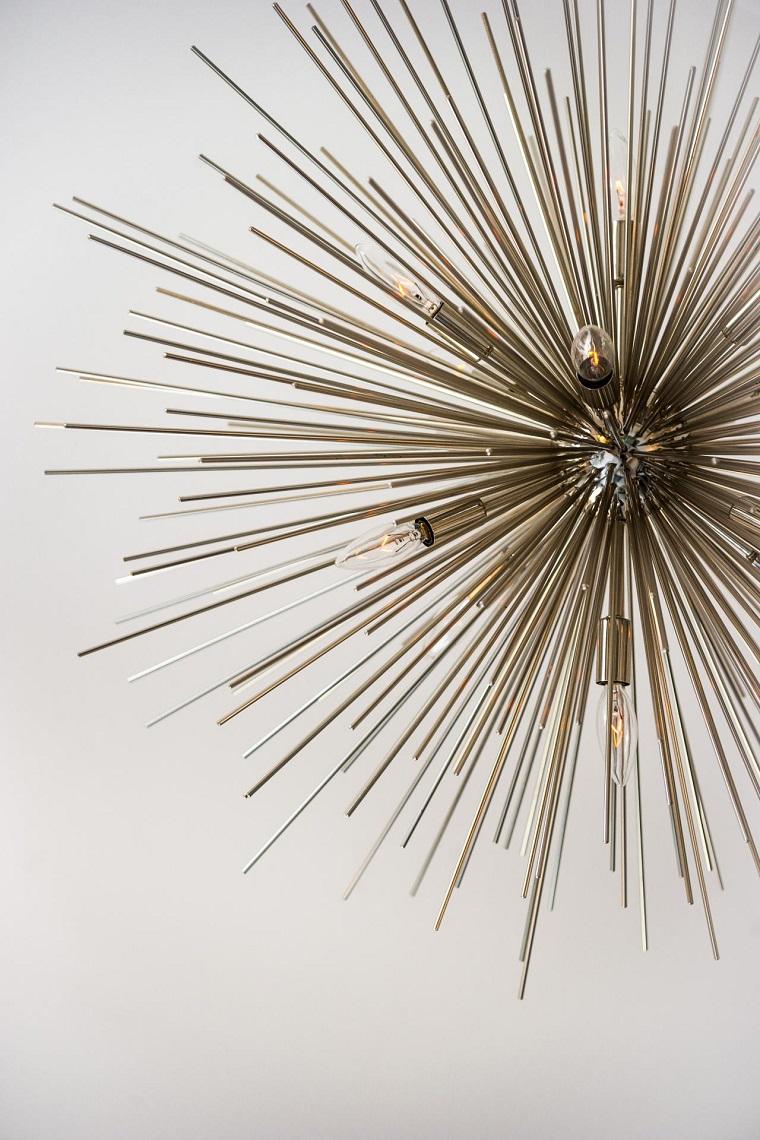 lamparas de techo ideas modernas preciosa original bonita