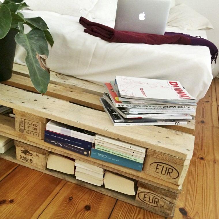 libros salon revistas mesa librero