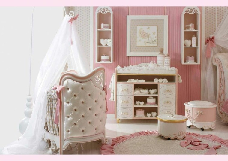 Decorar habitacion bebe veinticinco ideas excepcionales for Ideas decoracion habitaciones bebes
