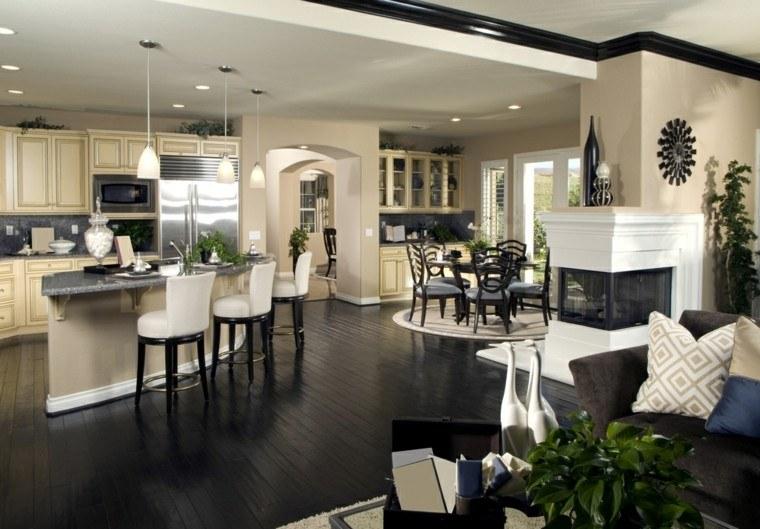 Ideas cocina dise o y un ambiente funcional en casa - Cucine lussuose moderne ...