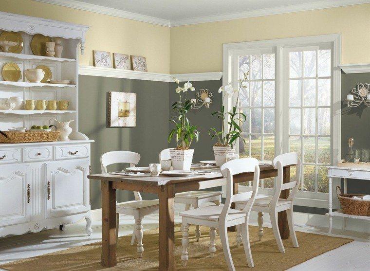 luz natural ventanas gris paredes