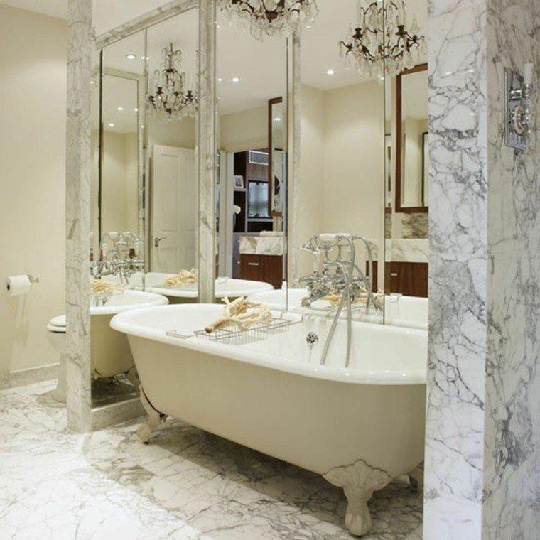 Cuartos de ba o con marmol ideas nicas de ensue o - Black marble bathroom accessories ...