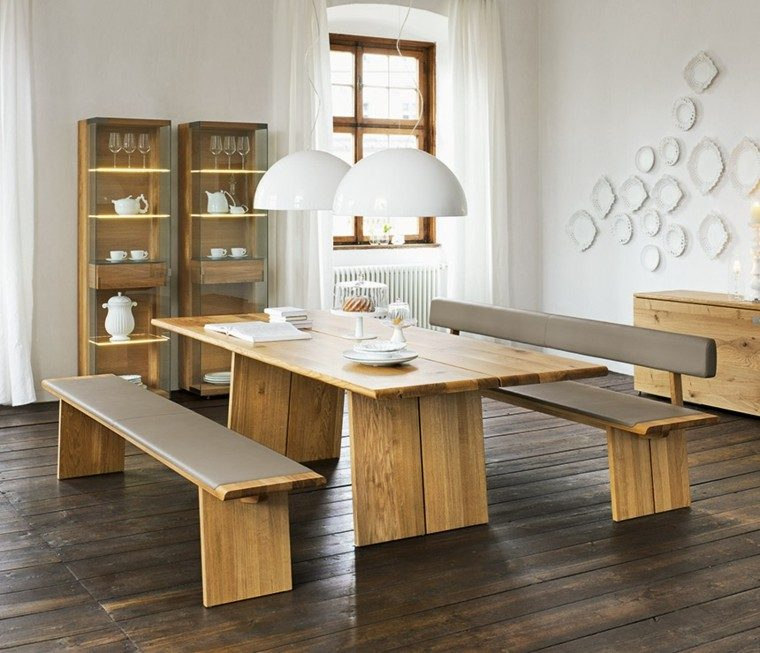 Mesas de cocina modernas pr cticas y funcionales - Bancos para cocina modernos ...