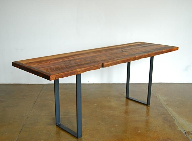 mesa moderna cocina minimalista