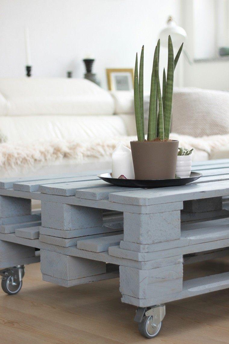 mesa silla maceta plantas doble niveles