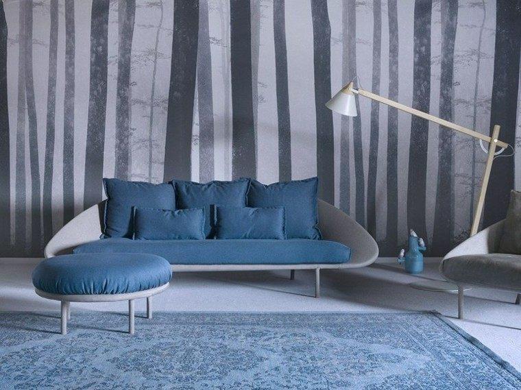 miniforms sofa azul archi products