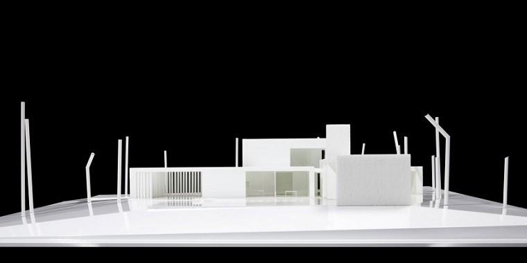 modelo diseño estructura arquitectónica