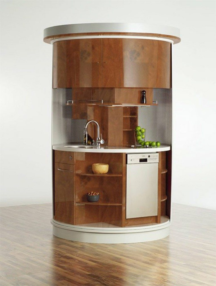 Muebles de cocina lo ltimo en tendencias for Esmalte para muebles de cocina