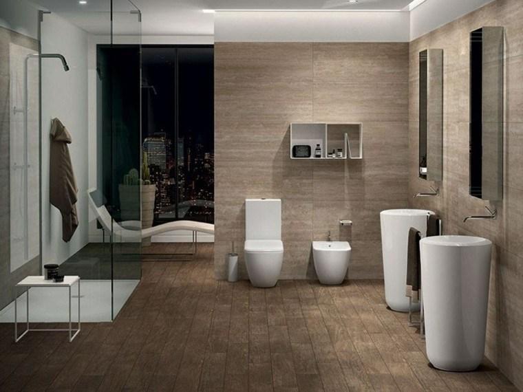 Muebles ba o el lujo y el placer de la intimidad for Muebles de bano de diseno modernos