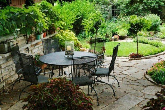 muebles comedor decoracion jardin