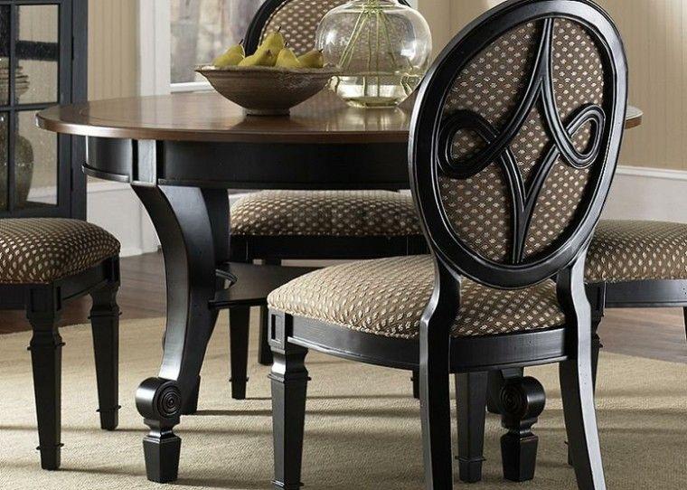 muebles comedor diseño estilo clasico