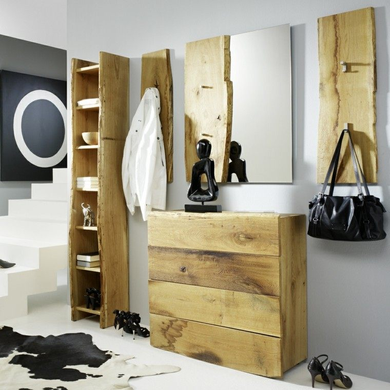 muebles rusticos aires campestres para todo espacio. Black Bedroom Furniture Sets. Home Design Ideas