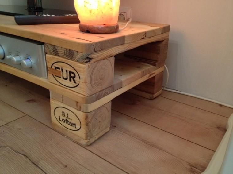 Muebles hechos con palets 100 ideas para el hogar - Muebles de palets ...