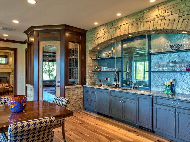 Muebles vintage en la cocina ideas a lo clásico muy originales -