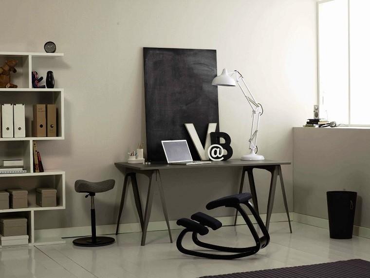oficinas estudios diseño estilo escandinavo