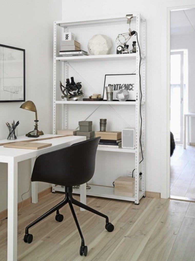 oficinas modernas estilo escandinavo