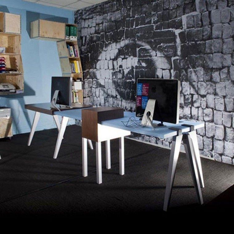 oficinas modernas estilo urban