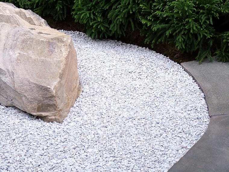 opciones-decorar-jardin-grava-piedras-estilo