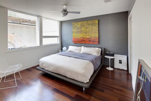 paleta de colores grises cama