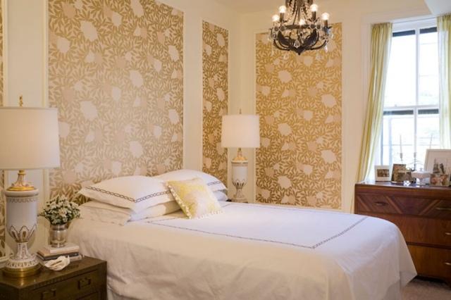 Paleta de colores para el dormitorio es hora de un cambio for Pintura color topo