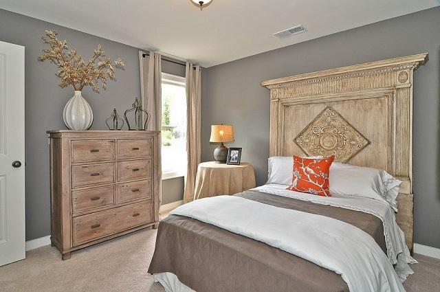 Paleta de colores para el dormitorio es hora de un cambio for Color gris claro para paredes