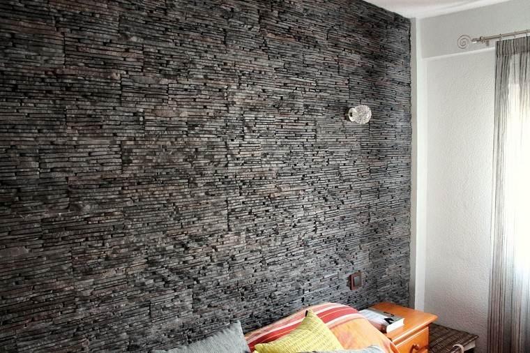 Salon Gris : Revestimiento de paredes interiores creatividad y estilo