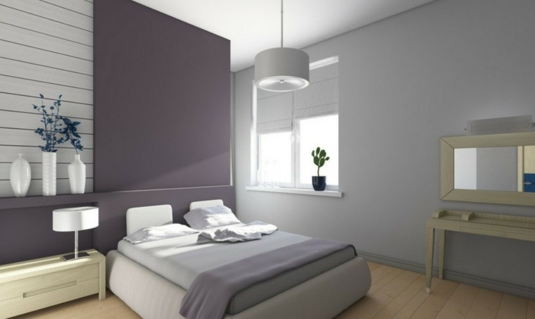 Revestimiento de paredes de dormitorios 50 ideas for Decoration chambre kot