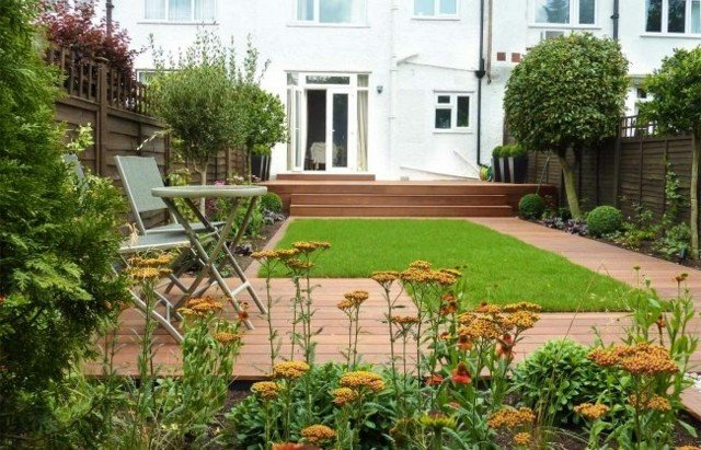 small yard lawn decoration