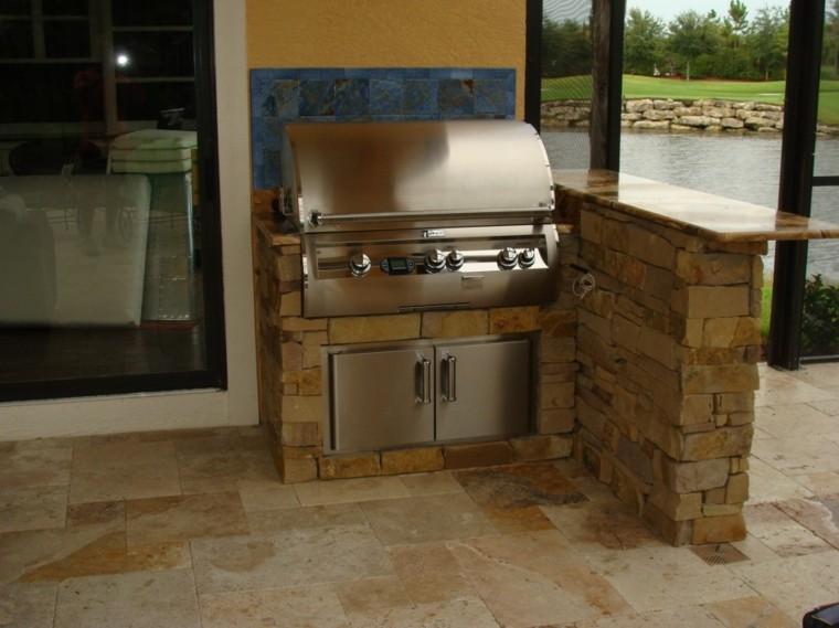 Travertino un aire de naturalidad para el hogar - Piedra suelo exterior ...