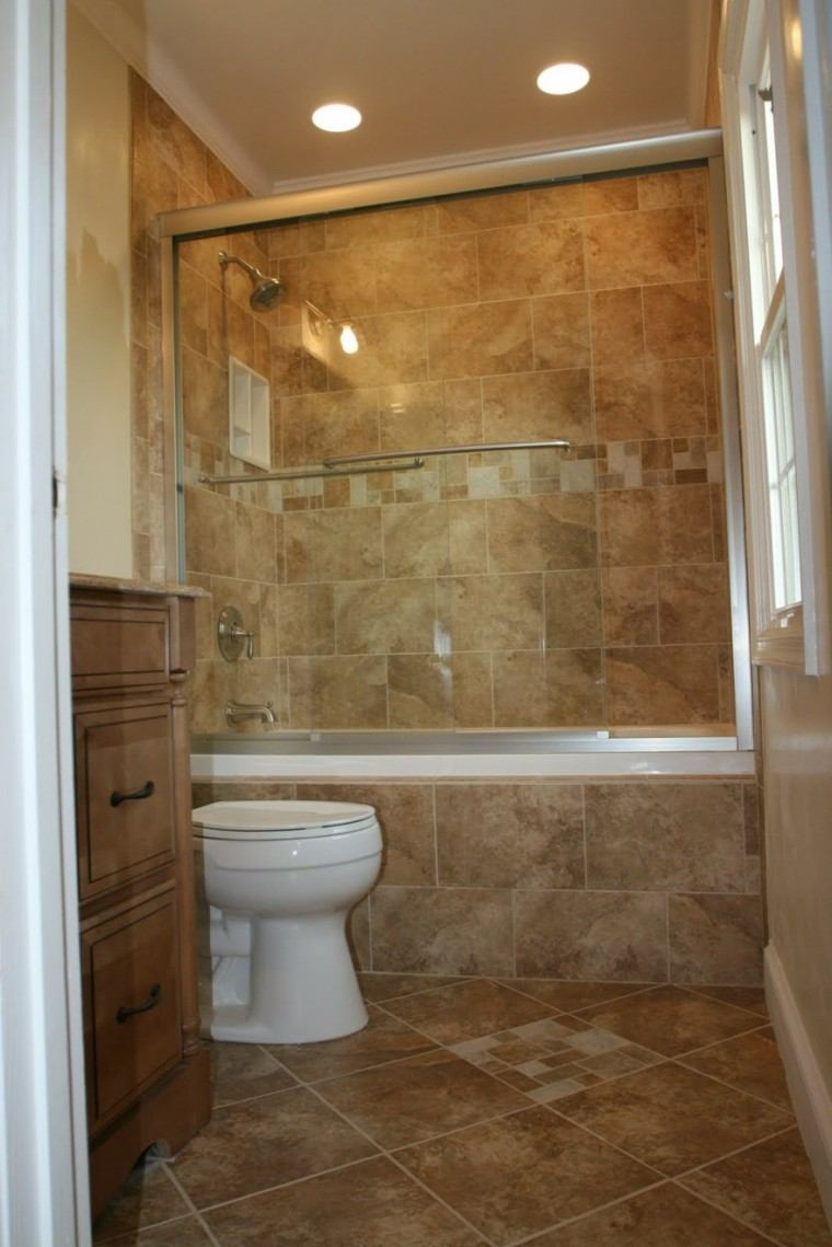 pequeño baño remodelacion cortina cabina
