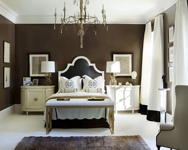 Paleta de colores para el dormitorio es hora de un cambio - Colores pintura dormitorio ...