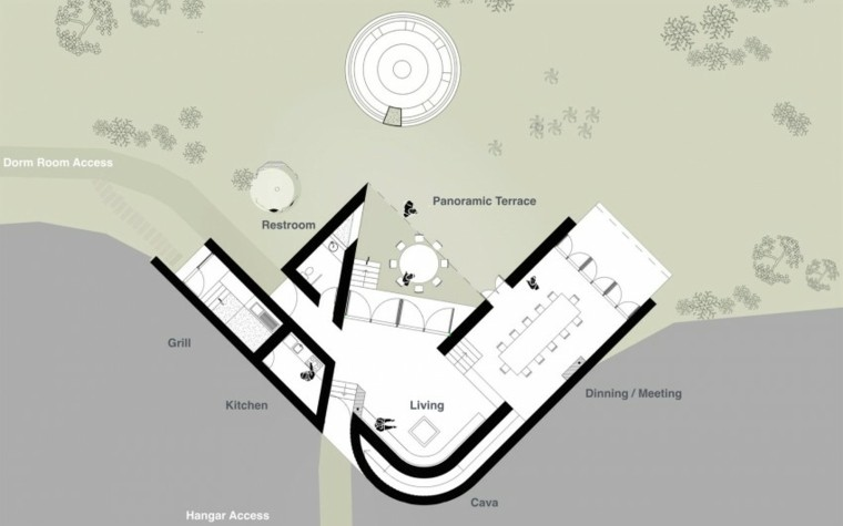 plano del sitio macro casa