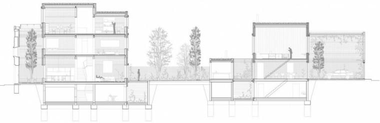 plano seccion la casa 1014